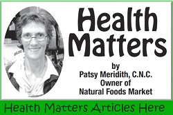 Health Matters Articles